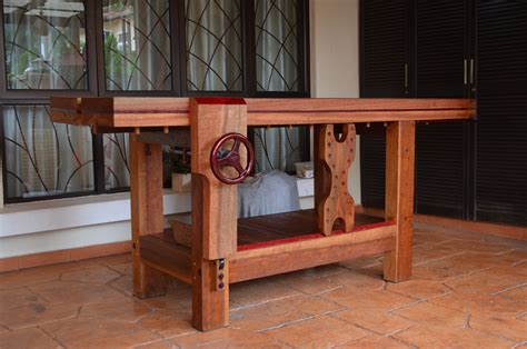 roubo woodworking bench sam s tropical wood roubo workbench the wood whisperer