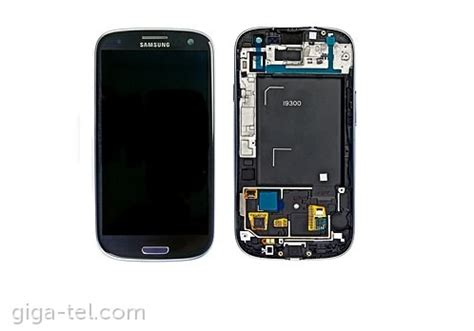 Samsung Touch Blue samsung i9300 lcd touch blue refubrish gh97 13630a