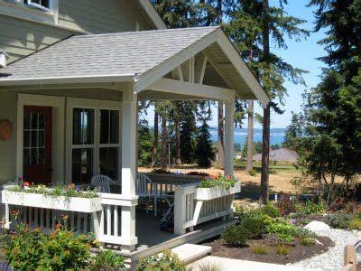 Gable Porch Overhang Chilangomadrid Com
