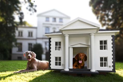 pics of dog houses 4 amazing luxury dog houses by best friend s home digsdigs