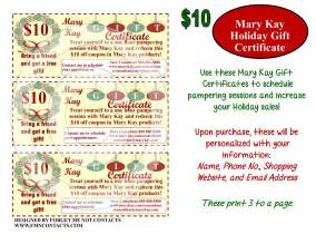 printable gift vouchers next mary kay gift certificates printable gift ftempo