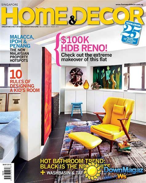 home design magazines singapore home decor singapore march 2013 187 download pdf