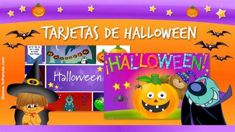 imagenes de halloween en español tarjetas animadas de halloween postales halloween noche