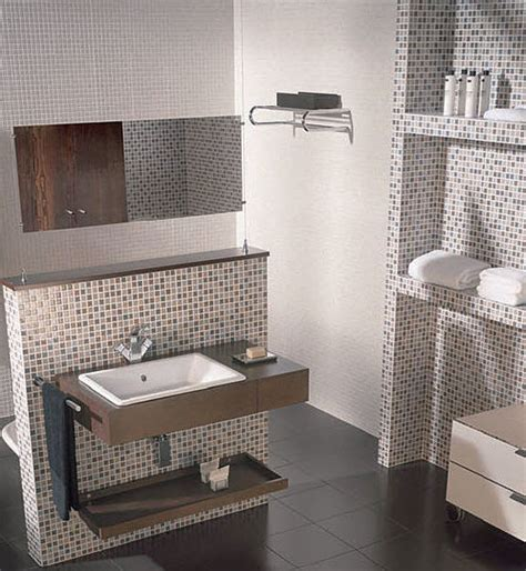 bathroom mosaic bathware