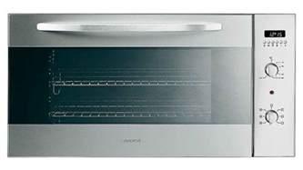 american made kitchen appliances ariston 90cm luce maxi oven ovens appliances kitchen