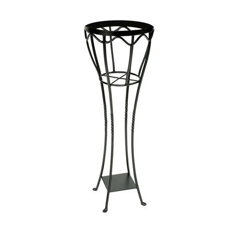 Lowes Bathroom Designs by Shop Achla Designs Verandah 40 5 In Black Indoor Outdoor