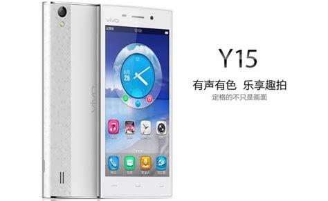 Hp Vivo Y15 harga vivo y15 android dengan layar 4 5 inci majalah ponsel