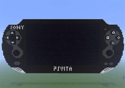 minecraft ps vita mods playstation vita minecraft project