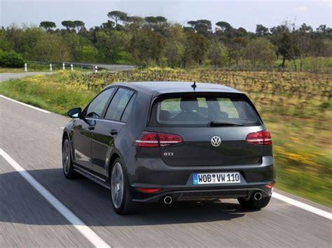 Golf Auto Neu by Der Neue Golf Gti Fahrbericht Auto Motor At