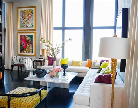 interiors jamie drakes swank digs part  sukio design