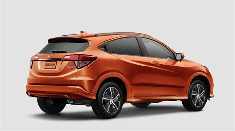 2019 Honda Hr V by 2019 Honda Hr V Pricing Announced Loses Manual Gearbox