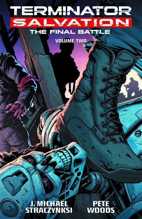 Terminator Salvation The Battle Volume Beli Sekarang terminator salvation the battle vol 2 fresh comics