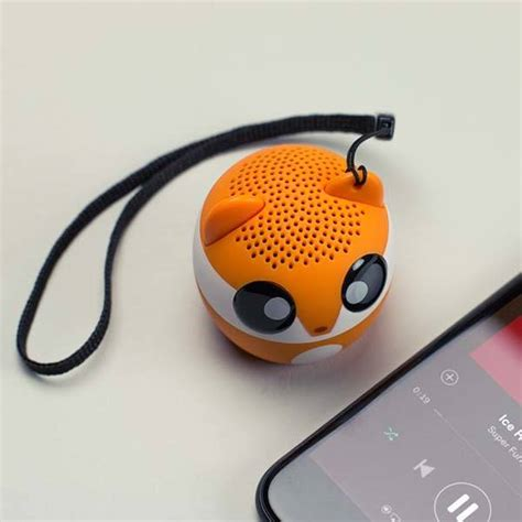 Speaker Portable Mighty mighty animal ultra portable bluetooth speaker gadgetsin