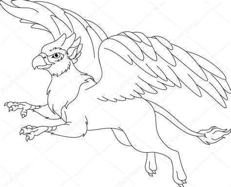 Griffin Coloring Pages Griffin Coloring Pages