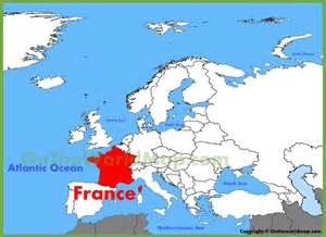 France World Map by France On World Map Related Keywords Amp Suggestions