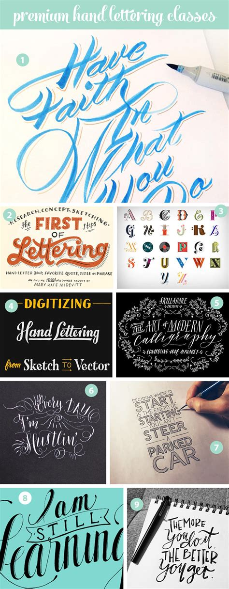 lettering tutorial online 301 moved permanently