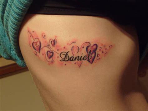 el nombre de tus hijos en la piel 17 ideas de tatuajes