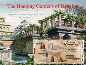 the hanging gardens of babylonia thernbookcastmidd