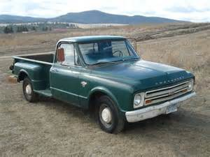 1967 Chevrolet Truck Find Used 1967 Chevrolet V8 Truck All Original