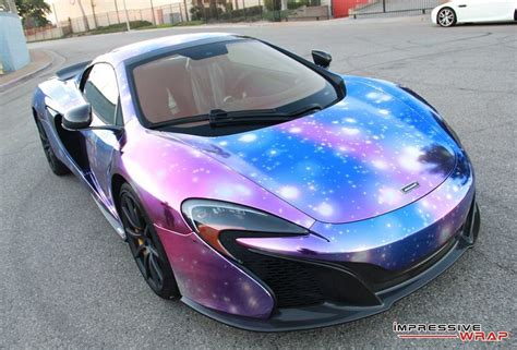 galaxy audi r8 gallery mclaren 650s with galaxy wrap