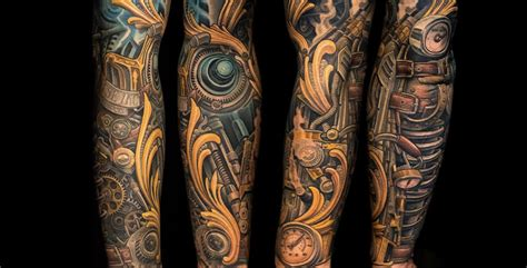 biomechanical tattoo artists 10 expert biomechanical artists