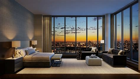 New American House Plans by Bedroom Suite Design Luxury Penthouses New York City
