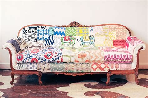 sofa patchwork 190 best sofa images on
