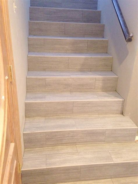 how to install vinyl plank flooring on stairs modern style home design ideas