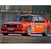 BMW M3 DTM E30 1987–92 Images 1024x768