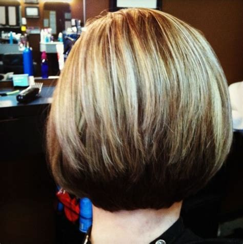 stacked angled bob with long bangs gallery stacked angled bob with bangs women black