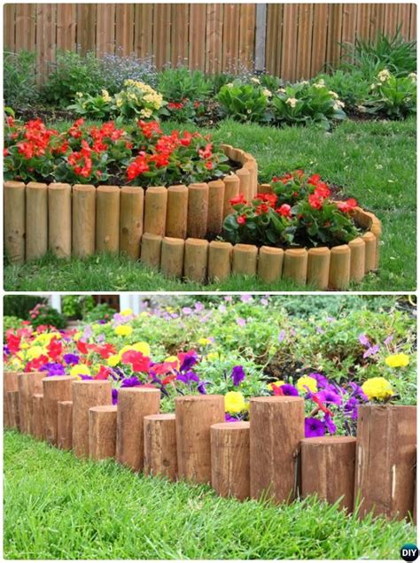 Garden Bed Edging Ideas 20 Creative Garden Bed Edging Ideas Projects Gardens