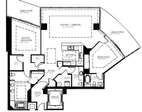 turnberry towers floor plans turnberry tower arlington va apartment finder