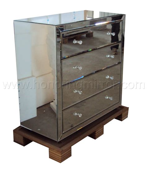 Bevelled Mirror by China Mirrored Furniture Crmf 204 China Furniture