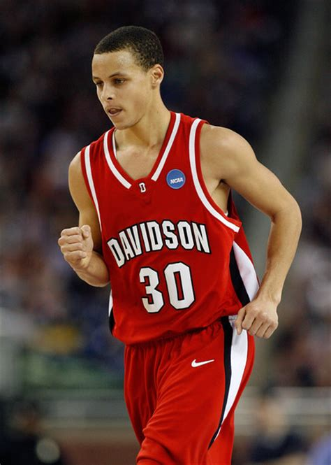 Stephen Curry in NCAA Basketball Tournament - Midwest ... Jayhawks