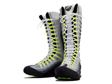 air max 95 boots nike womens air max 95 zen venti boots sneakernews