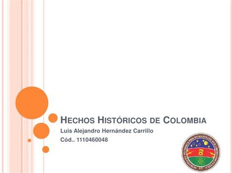 imagenes hechos historicos de colombia hechos historicos de colombia