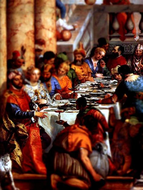 Understanding The Wedding At Cana by Le Nozze Di Cana Di Paolo Veronese