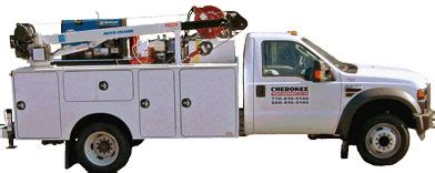 Auto Crane 3203 Decals by Mobile Service Mobile Truck Service Repair For
