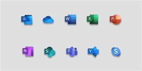 microsoft perkenalkan ikon  microsoft office
