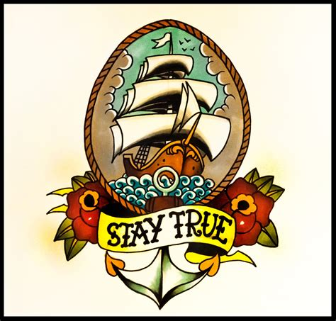 tattoo design old school traditional ship flash www pixshark images