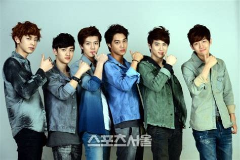 Poster Exo K Exo M Wolf 12 Member Lengkap Ori 3 exo k translations