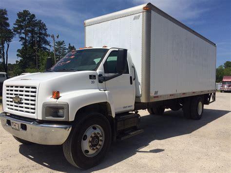 2005 gmc truck parts gmc t7500 2005 box truck used isuzu npr nrr truck parts