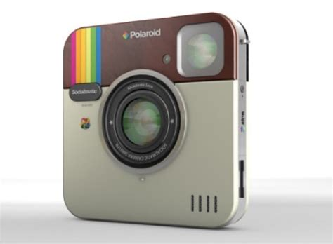polaroid socialmatic instagram the socialmatic instagram concept just got real