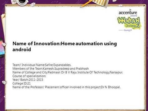 home automation using android authorstream