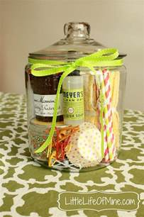 Gifts For Home by Housewarming Gift In A Jar Littlelifeofmine Com