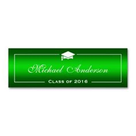 make your own name cards 1000 images about graduation name cards on