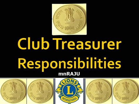 Key Club Powerpoint Template lions club treasurer 2013 2014 authorstream