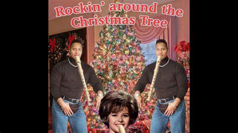 brenda lee rockin around the christmas tree