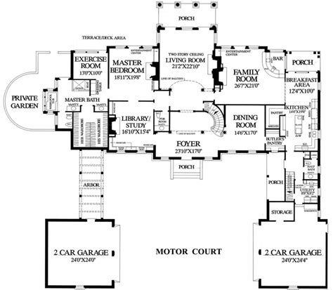 traditional colonial floor plans colonial traditional house plan 86119