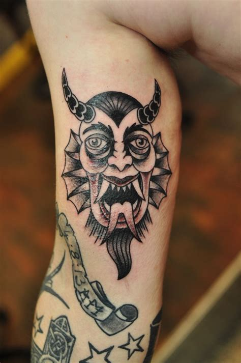 traditional devil tattoo 506 best images about ink on traditional